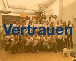 Vetrauen factory42 Unternehmenskultur