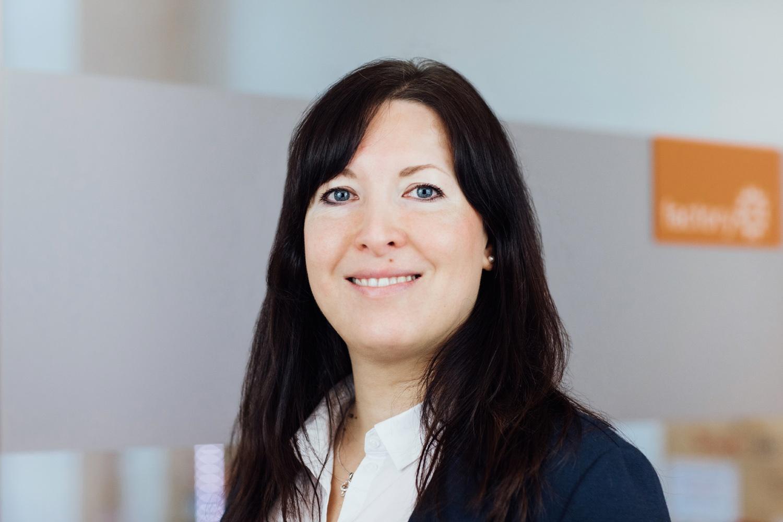 Corinna Albrecht - Projektleiterin