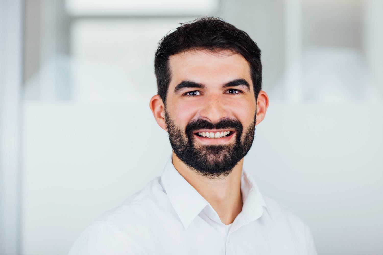 Maximilian Güll - Student Employee