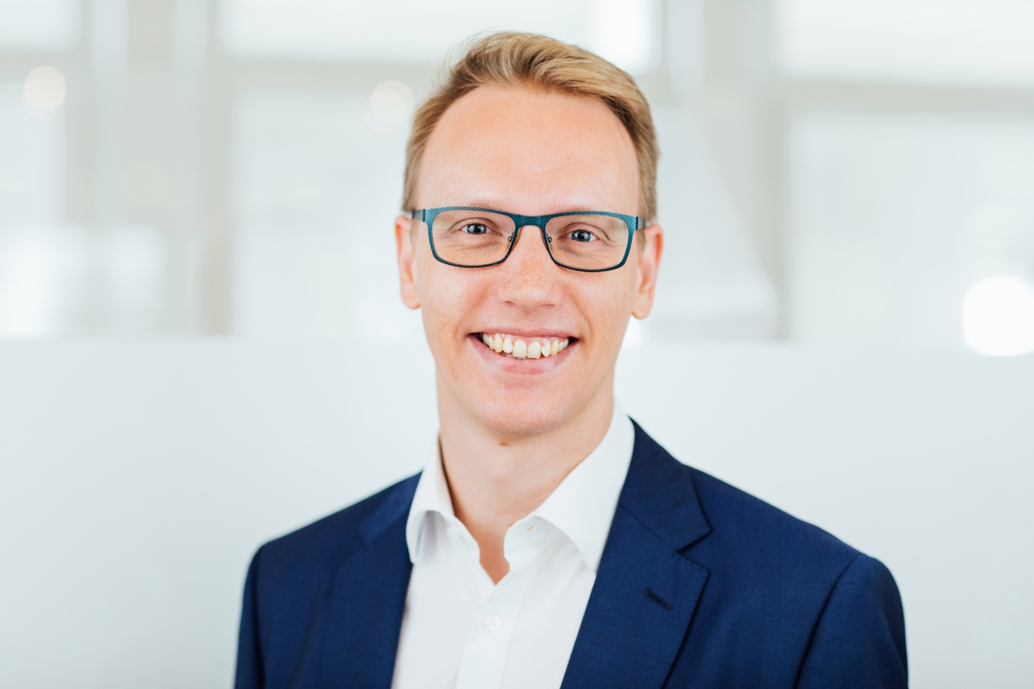 Moritz Behringer - Senior Solution Architect