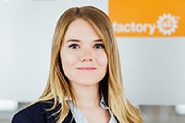 Jasmin Neuefeind - Consultant