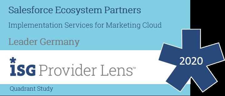 ISG Provider Lens Leader Marketing Clouds