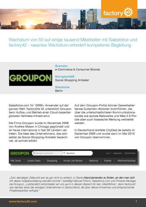 Groupon münchen